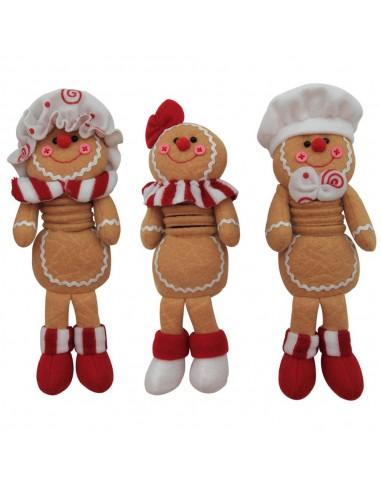 Ελατήριο Gingerbread 25 εκ.