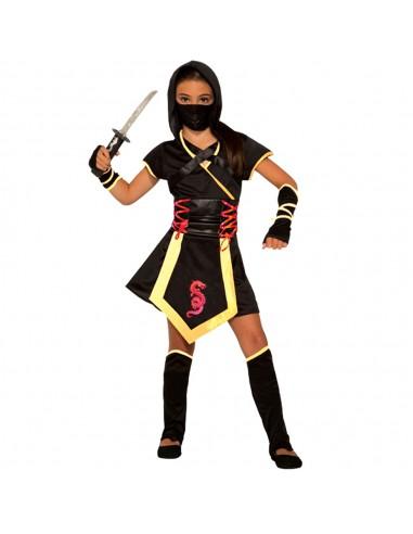 Ninja Girl Παιδική Στολή