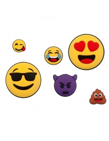 Μαγνητάκι Emoji 6 σχ.