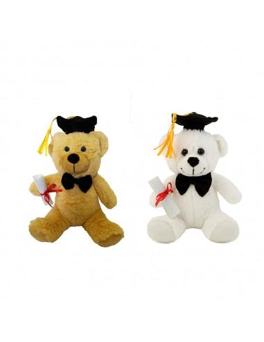 Αρκουδάκι Αποφοίτησης 16 εκ.