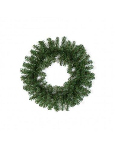 Χριστουγεννιάτικο Στεφάνι Πράσινο 50εκ.