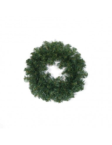 Χριστουγεννιάτικο Στεφάνι Πράσινο 40εκ.