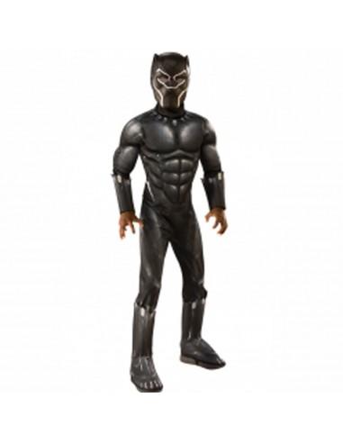 Black Panther Παιδική Στολή