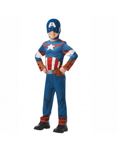 Captain America Παιδική Στολή