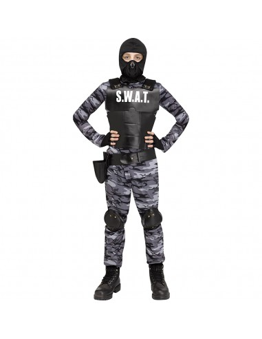 Swat Commando Παιδική Στολή